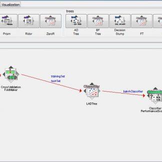 پروژه داده کاوی با weka, دانلود پروژه داده کاوی با weka,طبقه بندی با وکا, طبقه بندی با weka, تشخیص رتینوپاتی دیابتی DEBRECEN در وکا, الگوریتم طبقه بند درخت تصمیم LAD, الگوریتم درخت تصمیم LAD در وکا, پروژه تشخیص رتینوپاتی دیابتی DEBRECEN با الگوریتم درخت تصمیم LAD, پروژه تشخیص رتینوپاتی دیابتی DEBRECEN در weka, مدلسازی الگوریتم درخت تصمیم LAD در weka, پیاده سازی تشخیص رتینوپاتی دیابتی DEBRECEN با الگوریتم درخت تصمیم LAD, وکا,پروژه وکا, دانلود پروژه وکا, پروژه داده کاوی با وکا, دانلود پروژه داده کاوی با وکا, وکا,پروژه weka, دانلود پروژه weka