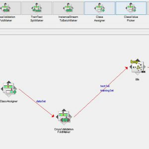 پروژه طبقه بندی گوشی های هوشمند برای شناسایی فعالیت های انسان (HAR) با استفاده از الگوریتم IBK در وکا
