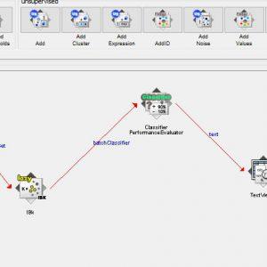 پروژه طبقه بندی مجموعه اطلاعات ستون فقرات با استفاده از الگوریتم IBK در وکا