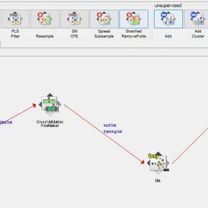 پروژه تشخیص تراکنش های کارت اعتباری مشتریان با استفاده از الگوریتم IBK در وکا