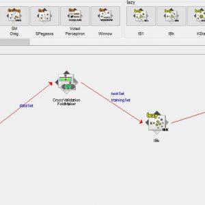 پروژه طبقه بندی قارچ با استفاده از الگوریتم IBK در وکا