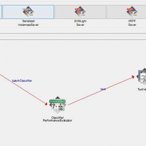 پروژه طبقه بندی سخنرانی پارکینسون با استفاده از الگوریتم IBK در وکا