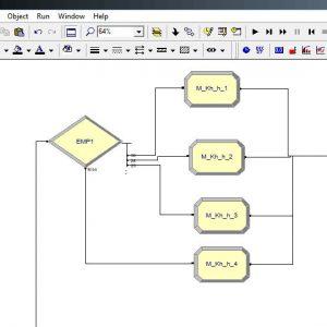 پروژه شبیه سازی سیستم سایت ارائه دهنده هاست و دامنه بخش فنی با ۳ سرویس دهنده در ارنا(Arena)