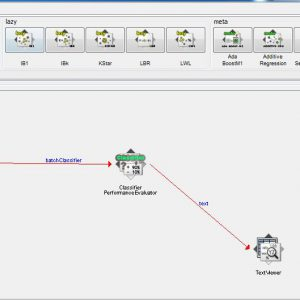 پروژه تشخیص سیستم شناسایی فعالیتهای انسانی با استفاده از الگوریتم (IB1) در وکا