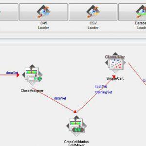 پروژه طبقه بندی مجموعه اطلاعات رقمی گفتاری ARABIC با استفاده از الگوریتم درخت تصمیم کارت (CART) در وکا