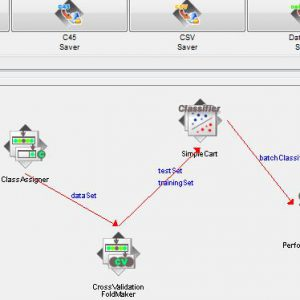 پروژه تشخیص بیماری تیروئید با استفاده از الگوریتم درخت تصمیم کارت (CART) در وکا