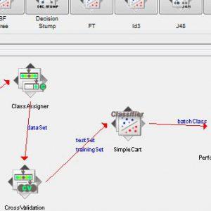 پروژه طبقه بندی مجموعه اطلاعات باغ وحش با استفاده از الگوریتم درخت تصمیم کارت (CART) در وکا