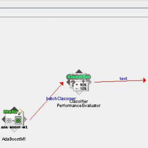 پروژه طبقه بندی سنسور گاز تحت مدولاسیون جریان با استفاده از الگوریتم آدابوست (ADABOOST) در وکا