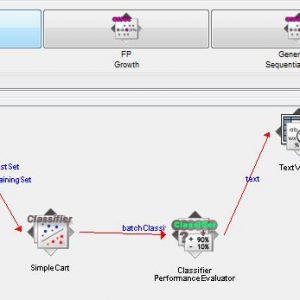 پروژه طبقه بندی پیگیری و ردیابی حمل و نقل محموله با استفاده از الگوریتم درخت تصمیم کارت (CART) در وکا