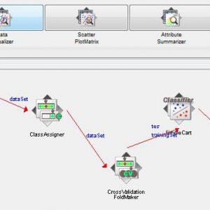 پروژه طبقه بندی اطلاعات شخصیتی با استفاده از الگوریتم درخت تصمیم کارت (CART) در وکا