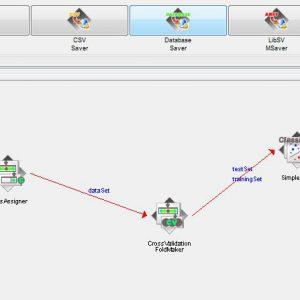 پروژه تشخیص مجموعه داده های عمل جسمی EMG با استفاده از الگوریتم درخت تصمیم کارت (CART) در وکا