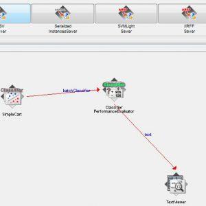 پروژه طبقه بندی جداسازی فاز حرکات با استفاده از الگوریتم درخت تصمیم کارت (CART) در وکا
