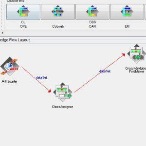 پروژه طبقه بندی MADELON با استفاده از الگوریتم درخت تصمیم کارت (CART) در وکا