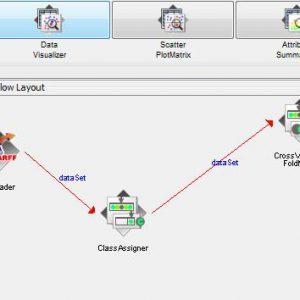 پروژه طبقه بندی گونه های گیاهیبا استفاده از الگوریتم درخت تصمیم کارت (CART) در وکا