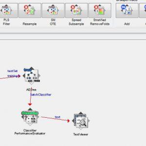 پروژه طبقه بندی مجموعه داده های پل پیتزبورک با استفاده از الگوریتم درخت تصمیم ای دی (AD TREE) در وکا