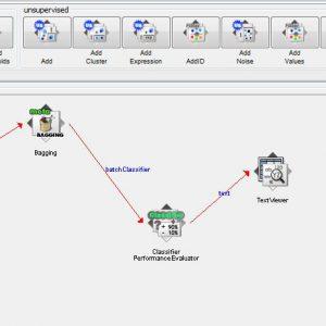 پروژه طبقه بندی مجموعه داده STATLOG (تایید اعتبار استرالیا) با استفاده از الگوریتم بگینگ (BAGGING) در وکا