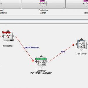 پروژه طبقه بندی مجموعه داده های پوسته های سنگی با استفاده از الگوریتم شبکه های بیزین (BEYESNET) در وکا