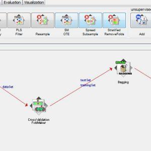 پروژه طبقه بندی مجموعه داده ارزیابی دستیار آموزش با استفاده از الگوریتم بگینگ (BAGGING) در وکا