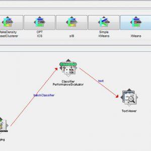 پروژه تشخیص حالتهای چشم EEG با استفاده از الگوریتم بگینگ (BAGGING) در وکا