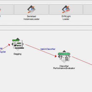 پروژه پیش بینی التهاب حاد با استفاده از الگوریتم داگینگ (DOGGING) در وکا