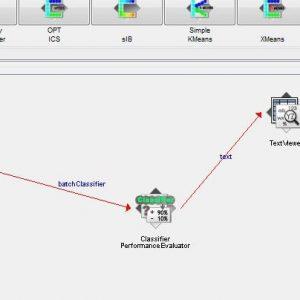 پروژه طبقه بندی NOMAO با استفاده از الگوریتم بگینگ (BAGGING) در وکا