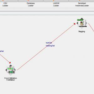 پروژه طبقه بندی گونه های گیاهی با استفاده از الگوریتم بگینگ (BAGGING) در وکا