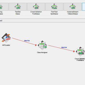 پروژه طبقه بندی مجموعه داده STATLOG (تایید اعتبار استرالیا) با استفاده از الگوریتم LWL در وکا