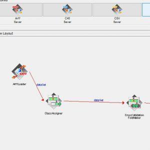 پروژه طبقه بندی مجموعه داده های شناسایی کاربر از فعالیت پیاده روی با استفاده از الگوریتم جی ۴۸ (J48) در وکا