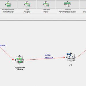 پروژه تشخیص سرطان پستان ویسکانسین (پیش آگهی) با استفاده از الگوریتم جی ۴۸ (J48) در وکا