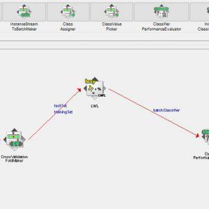 پروژه تشخیص بیماری مزمن کلیوی با استفاده از الگوریتم ال دابلیو ال (LWL) در وکا