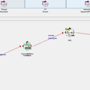 پروژه طبقه بندی ایمیل های DBWORLD با استفاده از الگوریتم ال دابلیو ال (LWL) در وکا