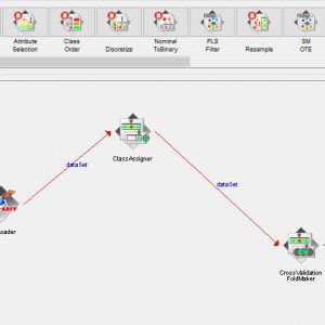 پروژه تشخیص حالتهای چشم EEG با استفاده از الگوریتم جی ۴۸ (J48) در وکا