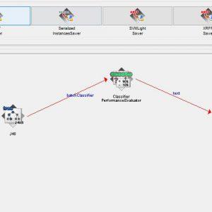 پروژه تشخیص مجموعه داده های عمل جسمی EMG با استفاده از الگوریتم جی ۴۸ (J48) در وکا