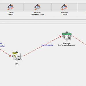پروژه طبقه بندی سنسورهای گاز برای نظارت بر فعالیت های خانه با استفاده از الگوریتم ال دابلیو ال (LWL) در وکا