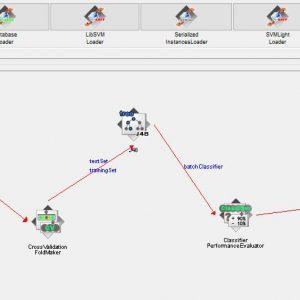 پروژه طبقه بندی ماهی های قزل آلا با استفاده از الگوریتم جی ۴۸ (J48) در وکا