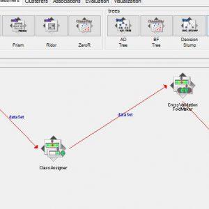 پروژه طبقه بندی NOMAO با استفاده از الگوریتم جی ۴۸ (J48) در وکا