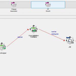 پروژه طبقه بندی سخنرانی پارکینسون با استفاده از الگوریتم جی ۴۸ (J48) در وکا
