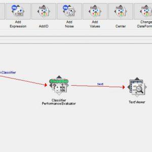 پروژه طبقه بندی مجموعه داده های پل پیتزبورک با استفاده از الگوریتم LWL در وکا
