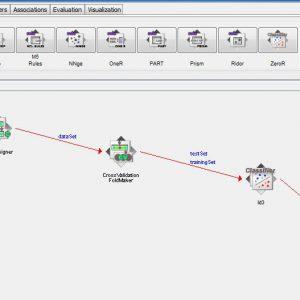 پروژه پیش بینی نتایج بازی DOTA2 با استفاده از الگوریتم درخت تصمیم ID3 در وکا