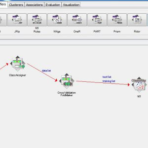 پروژه تشخیص باروری با استفاده از الگوریتم درخت تصمیم ID3 در وکا