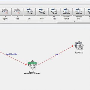 پروژه تشخیص ژن سرطان RNA-SEQ با استفاده از الگوریتم درخت تصمیم ID3 در وکا