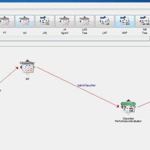 پروژه پیش بینی میزان جاذبه با استفاده از الگوریتم درخت تصمیم ID3 در وکا