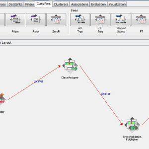 پروژه طبقه بندی مجموعه اطلاعات وب سایت های فیشینگ با استفاده از الگوریتم درخت تصمیم ID3 در وکا