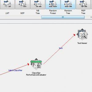 پروژه طبقه بندی اطلاعات کنترلی ماهواره ها با استفاده از الگوریتم درخت تصمیم ID3 در وکا