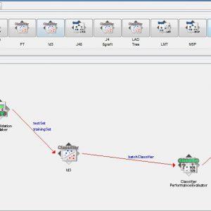 پروژه طبقه بندی مجموعه داده STATLOG (اعتبارات مالی آلمان) با استفاده از الگوریتم درخت تصمیم ID3 در وکا