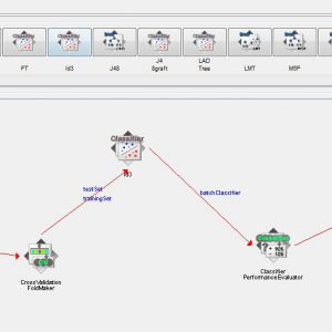 پروژه طبقه بندی مجموعه داده های فیزیکی عملکردهای VICON با استفاده از الگوریتم درخت تصمیم ID3 در وکا