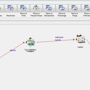 پروژه طبقه بندی اطلاعات شخصیتی با استفاده از الگوریتم لوجستیک (LOGESTIC) در وکا