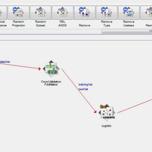 پروژه طبقه بندی مجموعه داده های پارکینسون با استفاده از الگوریتم لوجستیک (LOGESTIC) در وکا