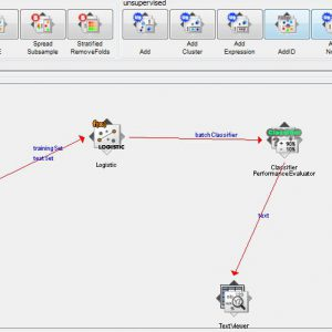 پروژه طبقه بندی لرزه خیزی با استفاده از الگوریتم لوجستیک (LOGESTIC) در وکا