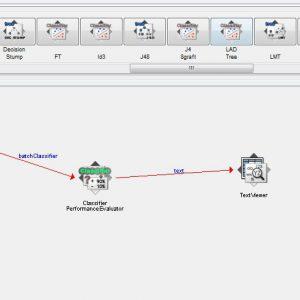 پروژه طبقه بندی تأیید اعتبار اسکناس با استفاده از الگوریتم درخت تصمیم LAD در وکا